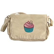 Cupcake Queen BS Messenger Bag