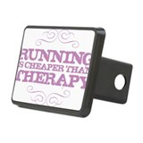 Running therapy Hitch Covers
