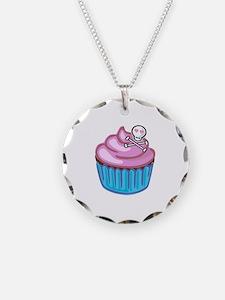 Cupcake Queen BS Necklace