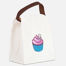 Cupcake Queen BS Canvas Lunch Bag