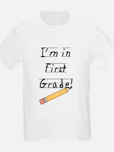First Grade Kids T-Shirt