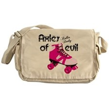 Roller Derby Messenger Bag