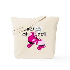 Roller Derby Tote Bag