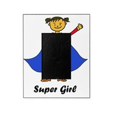 Super Girl_trans Picture Frame