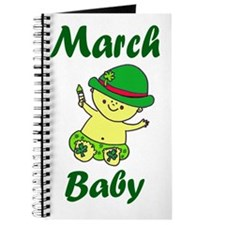 March Baby copy Journal