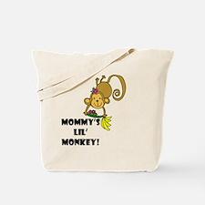 Monkey Morash Tote Bag