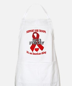RED FRIDAY1 Apron