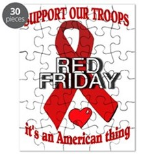 RED FRIDAY1 Puzzle