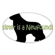 SisterNewf Decal