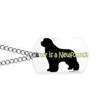 SisterNewf Dog Tags