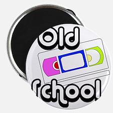 Old School VHS2 Magnet