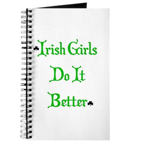 Irish Girls Journal