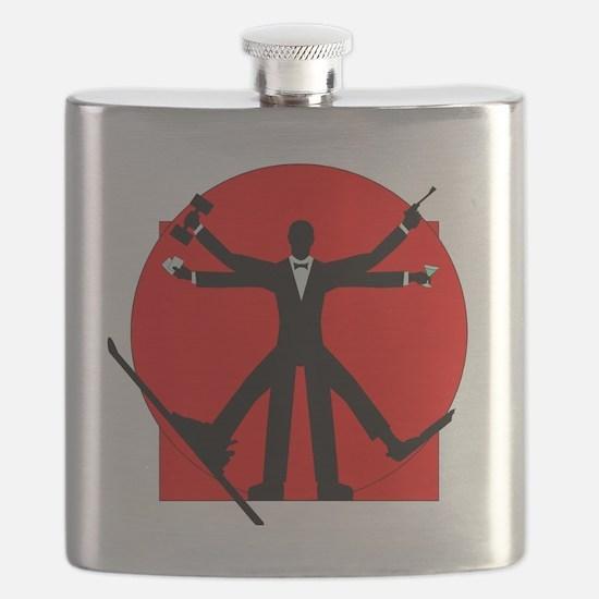 vitrian spy Flask