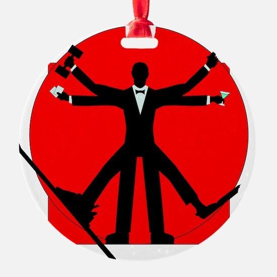 vitrian spy Ornament