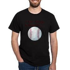 Baseball, Eat, Sleep  Breath Baseball T-Shirt