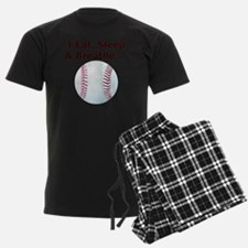 Baseball, Eat, Sleep  Breath B Pajamas
