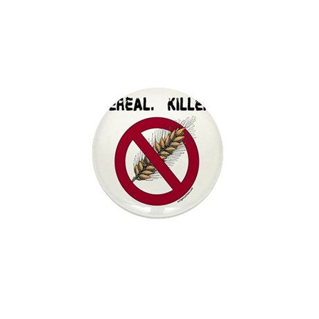 cerealkillerhealth Mini Button