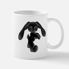 Black Bunny - Baby Steps Mug