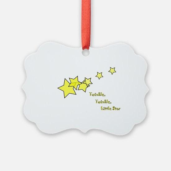 Twinkle, Twinkle Little Star Ornament