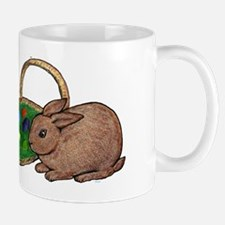 Easter-Bunny-Double-01A Mug