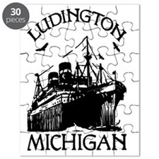 Ludington Michigan Puzzle