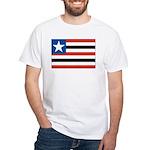 Maranhao White T-Shirt