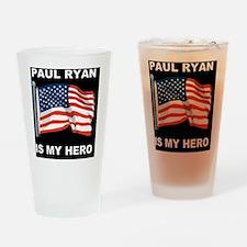 1 Palin for presidentDD Drinking Glass