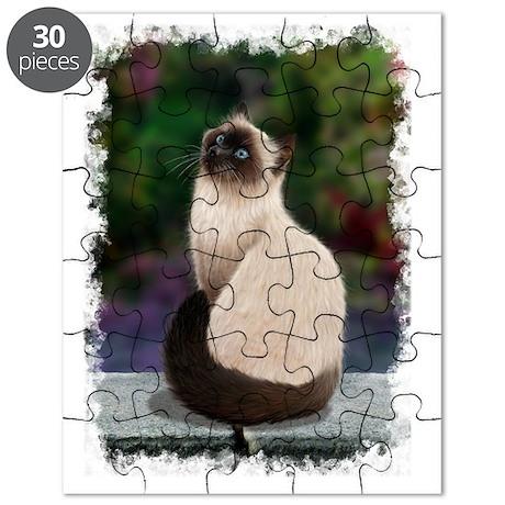 Siamese Cat Puzzle
