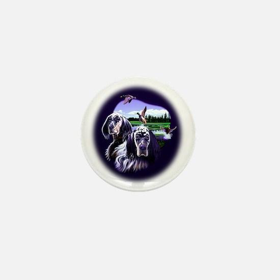 Setters Mini Button