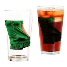 green2 Drinking Glass