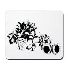 mothers_day_black Mousepad