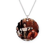 borgia-painting_9x12 Necklace