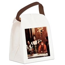 borgia-painting_9x12 Canvas Lunch Bag