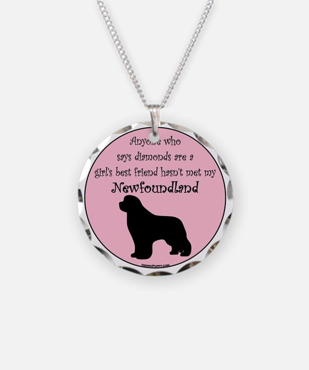 Newf - Girls Best Friend Necklace