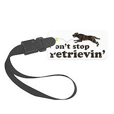 retrievin-choclt Luggage Tag