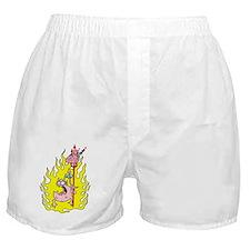 Thong devil Boxer Shorts