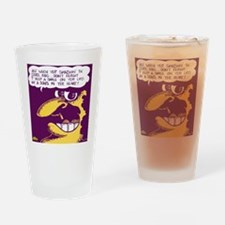 Smash the State Drinking Glass
