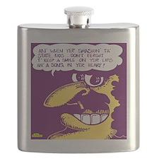 Smash the State Flask