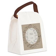 clockmedstu Canvas Lunch Bag