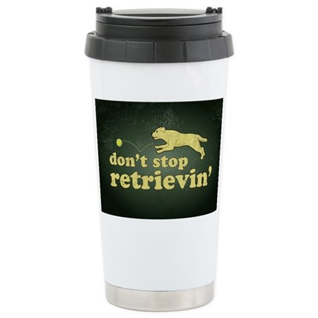 retrievin-distressedbgyel3555 Stainless Steel Trav