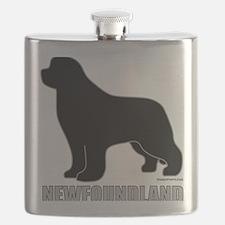 BlackNewfoundland_newstyle Flask