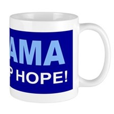 Obama Keep Hope BUMPER Mug