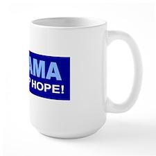 Obama Keep Hope BUMPER Mug