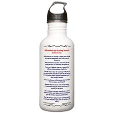 23X35AffirmationsTriba Water Bottle