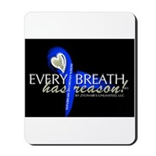Every Breath Mousepad