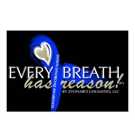 Every Breath Postcards (Package of 8)