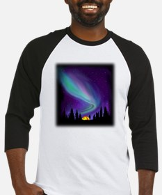Northern Light Baseball Jersey