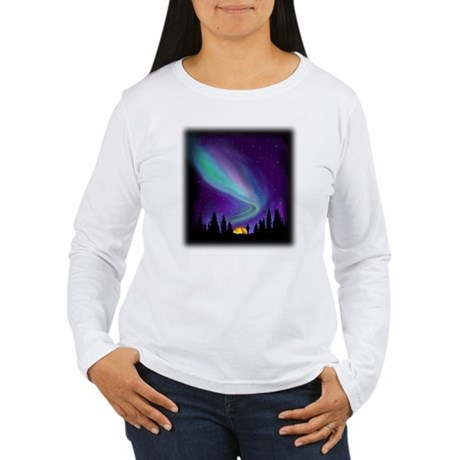 Northern Light Women's Long Sleeve T-Shirt