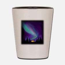 Northern Light Shot Glass