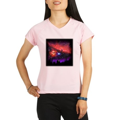 Palomar Observatory Performance Dry T-Shirt